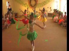 Детский сад № 255 Танец с лентами 01 06 2012 - YouTube
