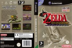 the wind waker cover | ... Wind Waker Cover Download • Nintendo Gamecube Covers • The Iso