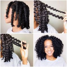 Flat Twist out and a Regular Twist out. Learn Step by step d-Flat Twist out and a Regular Twist out. Learn Step by step direction How To Do A Flat Twist Out & A Regular Twist Out - Flat Twist Out, Short Hair Twist Out, Twist Out Styles, Natural Hair Twist Out, Natural Hair Updo, Twist Outs, Two Strand Twist Out, Big Twist, Natural Twists