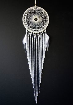 White Portals Dream Catchers