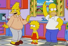 gif LOL funny gifs cartoon the simpsons simpsons homer animated homers The Simpsons Tumblr, Simpsons Funny, Simpsons Quotes, Vintage Cartoon, Cute Cartoon, Futurama, Funny Cartoons, The Funny, Funny Pics