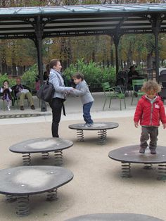 petit paris: Paris Playground Review: Jardin des Tuileries, the wickedest playground in Paris