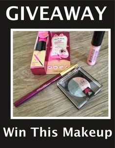 MyStyleSpot: GIVEAWAY: Win Some Makeup! #contest #win #makeup #cosmetics OPEN WORLDWIDE! #giveaway #sweeps #beauty #lipstick #ligloss #lipliner #mascara #maybelline #eyeshadow #borghese #allshockcara
