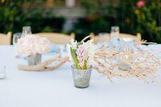 A Boho & Eclectic Backyard Wedding | Tiffani Jones