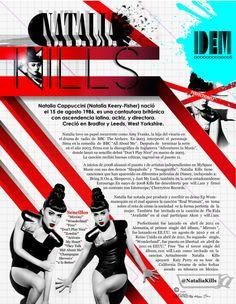 Natalia Kills - ÍDEM Magazine