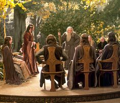 Event 3- The council of Elrond