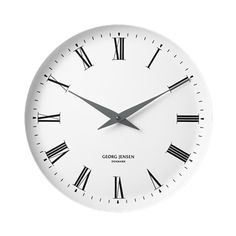 KOPPEL 26 cm wall clock, melamine