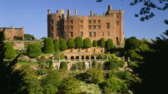 Powis Castle and Garden © National Trust Images / Andrew Butler