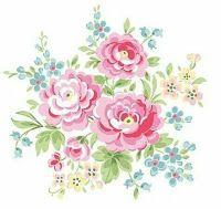 Risultati immagini per bauernmalerei folk decorative art Photo Rose, Decoupage Printables, Pip Studio, Decoupage Paper, Vintage Paper, Shabby Vintage, Vintage Flowers, Vintage Images, Painting On Wood