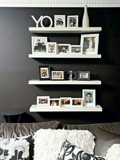 Floating shelf, Next decoratión in my little house!