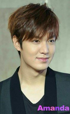 Keep smiling Lee Min Ho