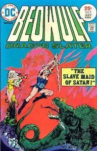 Some Old English works have been adapted into modern forms. For example, in addition to the comic, there are also multiple movie adaptations of Beowulf. While these adaptations are not 100% loyal to the source material, they do display something from the Anglo-Saxon time period to a modern audience.