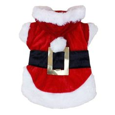 2016 New Puppy Dog Santa Costume Christmas Pet Clothes Hoodie Coat Easter Bunny Clothing for Dog Chihuahua Yorkshire Poodle 39