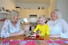 Angela Booth and her daughter Claire first visited the site when they visited Angela's son who purchased a two-bedroom property in March 2015 on the development in Family Affair, Two Bedroom, Case Study, Claire, The Help, March, Daughter, Blog, Blogging