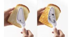 Handheld Portable Toaster