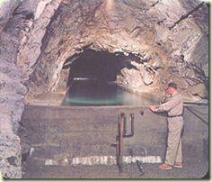 The reservoir inside the GMRV