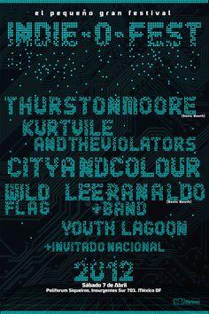 Indie-O-Fest - México  http://www.indieofest.com/