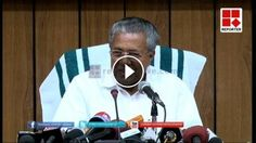 I haven't threatened anyone: CM Pinarayi Vijayan