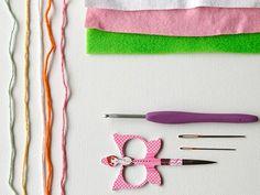 Crochet y dos agujas: Agarraderas