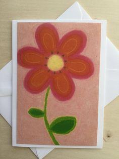 Stationery Cards Set of 10 -Junior Petals Blush Crush