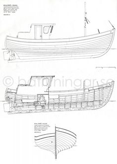 Looking for Design – Norwegian Fishing Boat style… – Now YOU Can Build Your Dream Boat With Over 500 Boat Plans! Wooden Boat Building, Boat Building Plans, Yacht Design, Boat Design, Fishing Boots, Ice Fishing, Runabout Boat, Model Boat Plans, Fishing Vessel