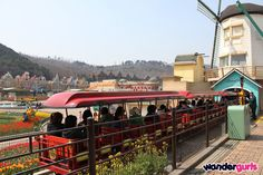 Everland Theme Park, Seoul, South Korea