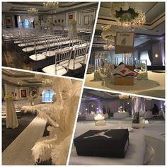Some of our favorite pics from Annie and Tyrone's celebration on Sunday! Clear Chairs, Wedding Decorations, Table Decorations, Annie, Wedding Planning, Celebration, Wedding Day, Sunday, Furniture