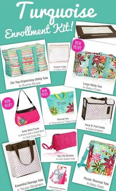 1 of 2 Summer 2014 Enrollment Kits from Thirty-One. Only $99! What are YOU waiting for?