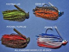 Get yours at        Www.jigs.com