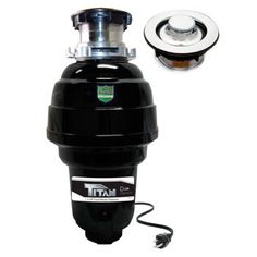 Costco Garbage Disposal >> Waste King 1 Hp Universal Mount Garbage Disposer Costco