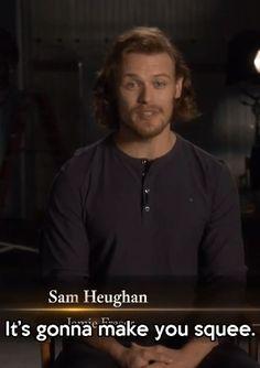 You already do, Sam....you already do ;)