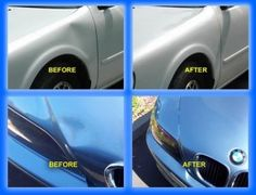 How Does Paintless Dent Removal Work?