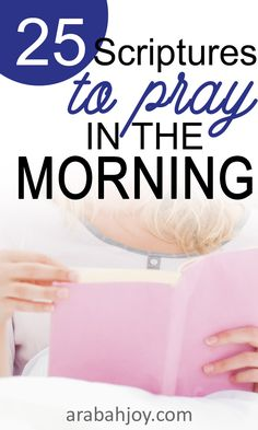 Scriptures For Kids, Prayer Scriptures, Bible Prayers, Catholic Prayers, Faith Prayer, Prayer Book, Prayer Quotes, Prayer Journals, Morning Scripture