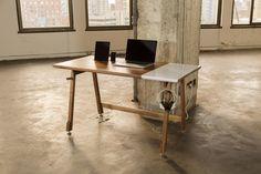 The Artifox desk