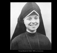 Dominican Missionary order famous in Hong Kong, based in New York Nuns Habits, Corporate Women, Lady Madonna, Sisters Of Mercy, Bride Of Christ, Church History, Roman Catholic, Portraits, Headgear