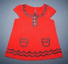 http://www.littlesister.at/mädchenkleidung/kleider-röcke/56-68/ George Baumwollkleid Gr. 62-68 (3-6 Mon.) 6,00 €