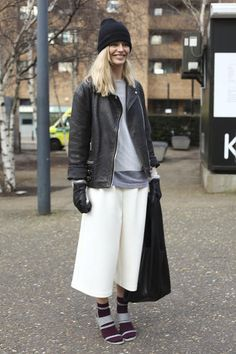 Best Of Street Style From London Fashion Week A/W 2014 - Grazia India
