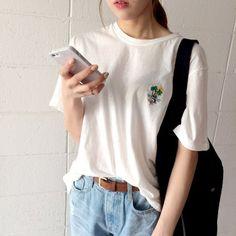 - make art, be art - asian fashion, fashion, fashion beauty, womens fas Trend Fashion, Asian Fashion, Look Fashion, Womens Fashion, Net Fashion, Jeans Fashion, Fashion Beauty, Girl Fashion, Mode Style