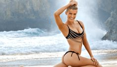 See all the photos of Genie Bouchard from the 2018 Sports Illustrated Swimsuit issue. See Genie Bouchard in Aruba. Sports Illustrated, Megan Rapinoe, Ronda Rousey, Bikinis, Swimsuits, Swimwear, Kendall Y Kylie Jenner, Steffi Graf, Eugenie Bouchard
