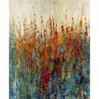 """Yosemite Home Decor 27.5 in. x 39.5 in. """"Cyclonic Abstraction I"""" Hand Painted Contemporary Artwork-ARTAAA0929 - The Home Depot"""