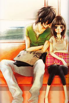Say I Love You (Yamato Kurosawa, Mei Tachibana) Manga Love, Anime Love, Yamato And Mei, Yamato Kurosawa, Manga Anime, Say I Love You, My Love, I Love You Pictures, Anime Akatsuki