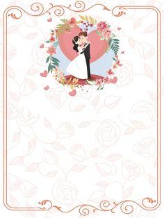 Wedding Invitation Background, Chinese Wedding Invitation, Wedding Invitation Video, Pink Wedding Invitations, Wedding Invitation Templates, Bridal Shower Invitations, Wedding Chinese, Wedding Card Design, Wedding Cards