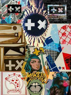@MartinGarrix #collage ➕✖ Créditos a su respectivo autor. Sigue a ➡ Electroni-k #tablero