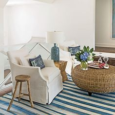 Palmetto Bluff Idea House Photo Tour - Southern Living 2014.