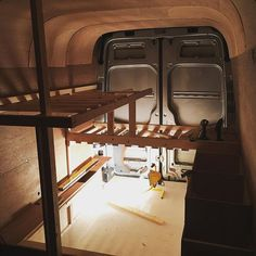 Top bunk is in. Now to test for strength with some monkey swinging #vanlifediaries #vanbuild #vanlifediaries #sprintervan #vanlife #sprinterbuild #sprinterconversion #selfbuild #vanconversion #getoutstayout #gtfoutside #getoutstayout #goeverywhere #diyvan #camperbuslust #pikeylife #homeiswhereyouparkit #builtnotbought