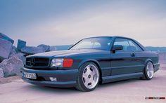 Wald Mercedes-Benz W126 SEC (1997)