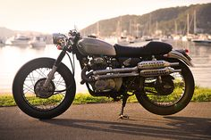 '72 Honda CL350 – Christian Laws | Pipeburn.com