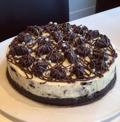 Oreo Cheesecake Recept, Mini Cheesecakes, Dessert Recipes, Desserts, Tiramisu, Oreos, Food And Drink, Cupcakes, Cooking