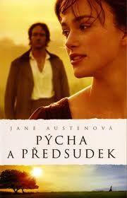 Pýcha a předsudek - Jane Austen Pride And Prejudice, Jane Austen, Looking Back, Roman, How To Memorize Things, Novels, Reading, Books, Movie Posters