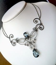 Wire Wrapped circlet Tutorials | Wired